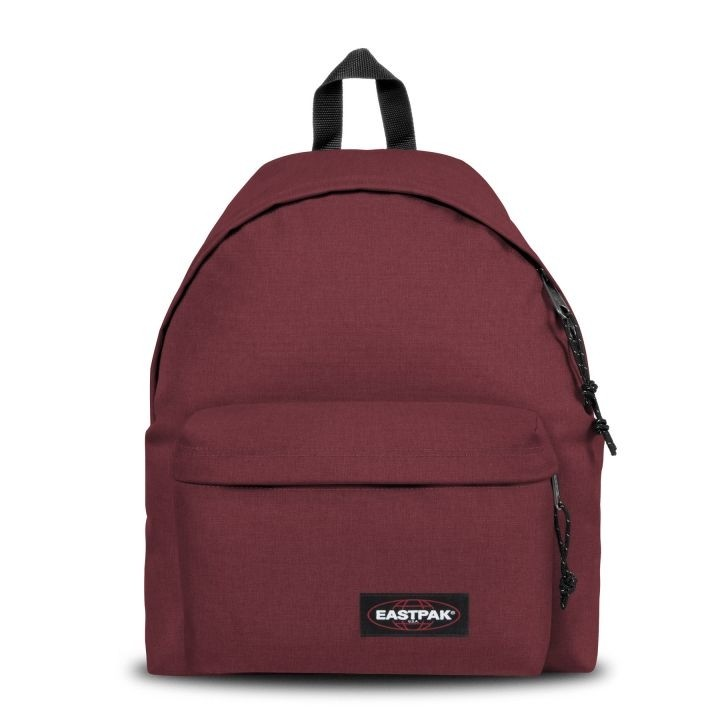 eastpak padded crafty wine