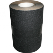 CENTRAL PERFORATED GRIP TAPE ROLL BLACK