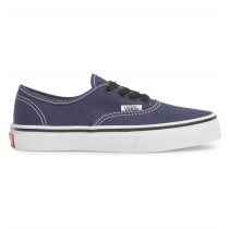 vans authentic medieval blue/ black