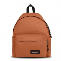 eastpak padded metallic copper