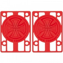 independent riser pads red 1/8