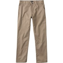 rvca js weekend stretch dark khaki